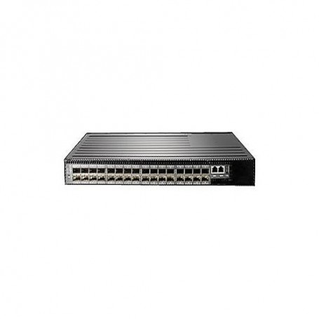 HPE Altoline 6712 32QSFP+ x86 ONIE AC Back-to-Front Switch - switch - 32 ports