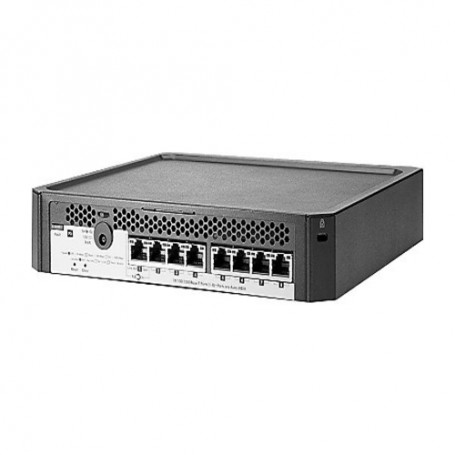 HPE PS1810-8G Switch - switch - 8 ports - managed