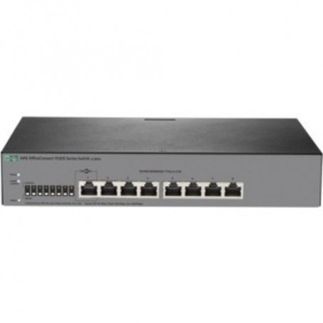 HPE OfficeConnect 1920S 8G - switch - 8 ports - managed - rack-mountable