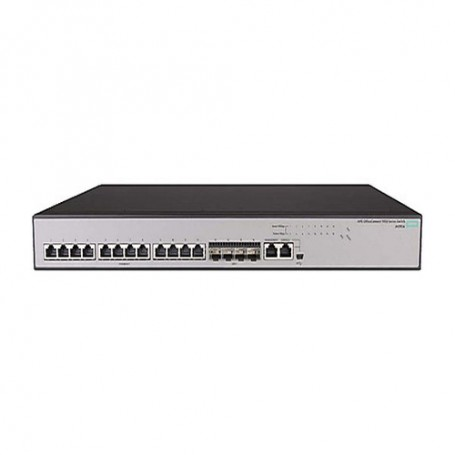 HPE OfficeConnect 1950 12XGT 4SFP+ - switch - 12 ports - rack-mountable