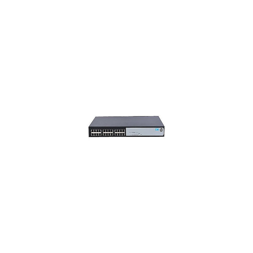 Includes PoE+ options to power IP devices OfficeConnect 1920S 8G Switch HPE JL380A