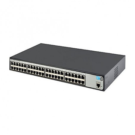 HPE 1620-48G - switch - 48 ports - managed - rack-mountable