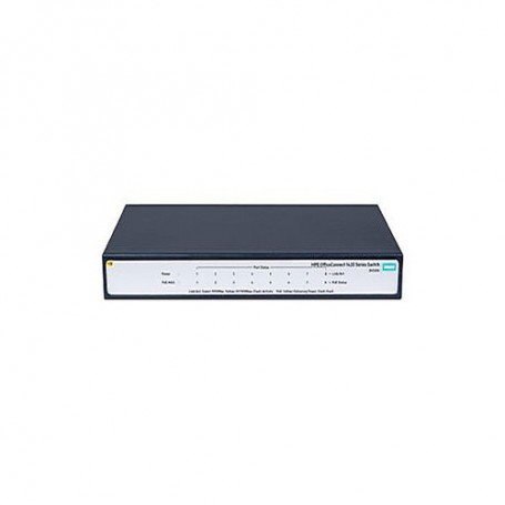 HPE OfficeConnect 1420 8G PoE+ - switch - 8 ports - unmanaged