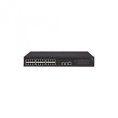 HPE 1950-24G-2SFP+-2XGT - switch - 24 ports - managed - rack-mountable