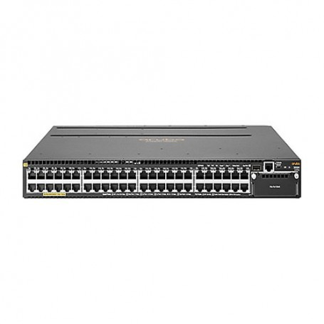 HPE Aruba 3810M 48G PoE+ 4SFP+ 680W - switch - 48 ports - managed - rack-mountable