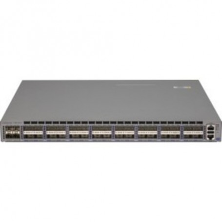 HPE Arista 7160 32QSFP28 Front-to-Back AC Switch - 32 x 100 Gigabit Ethernet Expansion Slot - Manageable