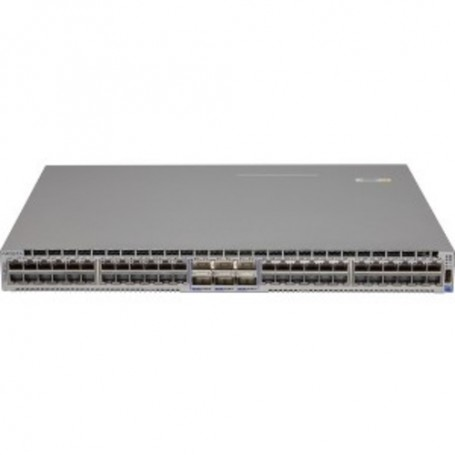 HPE Arista 7160 48XGT 6QSFP28 BF AC Switch - 48 x 10 Gigabit Ethernet Network- Manageable