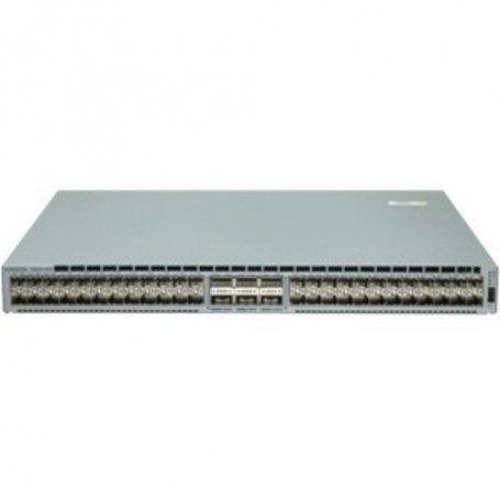 HPE Arista 7280SR 48SFP+ 6QSFP28 SSD Expanded L3 Back-to-Front AC Switch - Manageable