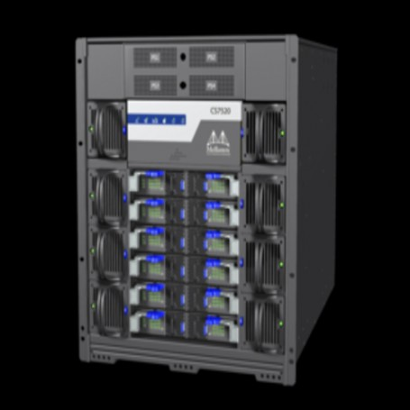 HPE Mellanox InfiniBand EDR 216-port Switch Chassis - 6 Expansion Slot, 8 Expansion Slot - Manageable
