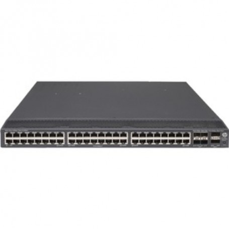 HPE 5900AF-48G-4XG-2QSFP F-B Bundle - Manageable