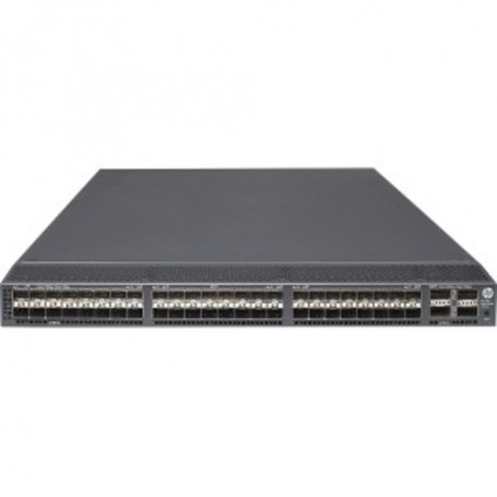 HPE 5900AF-48XGT-4QSFP B-F Bundle - Manageable - 3 Layer Supported - 1U High - Rack-mountable