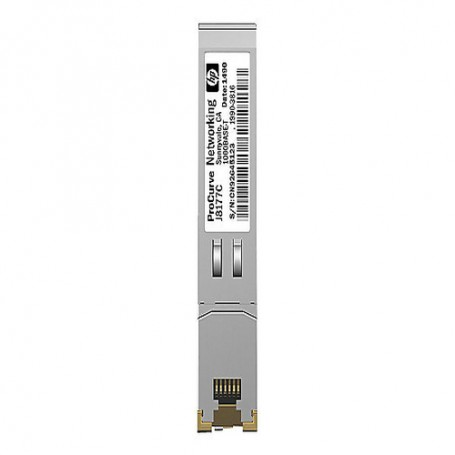 HPE X120 - SFP (mini-GBIC) transceiver module - GigE