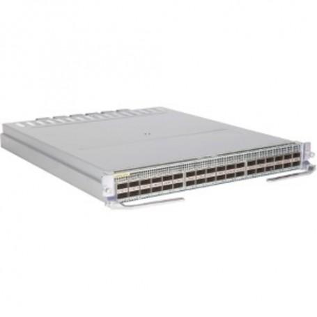 HPE FlexFabric 12900E 18-port 100G QSFP28/18-port 40G QSFP+ HF Module