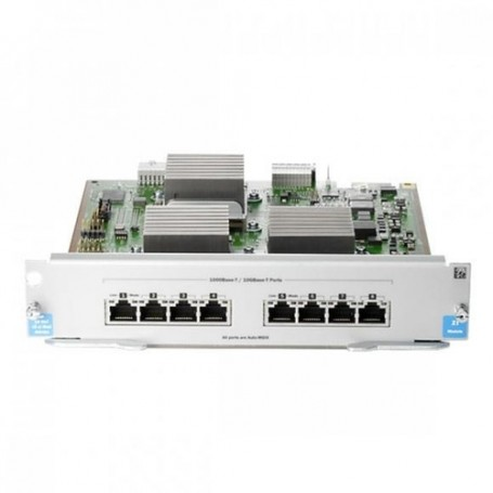 HP MODULE 8-PORT 10GBASE-T V2 ZL