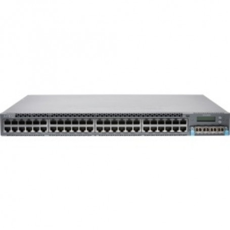 Juniper EX4300-48T Ethernet Switch - Manageable - 3 Layer Supported - 1U High - Rack-mountable