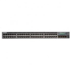 Juniper EX3300-48P Layer 3 Switch - 48 x Gigabit Ethernet Network, 4 x 10 Gigabit Ethernet Expansion Slot - Manageable