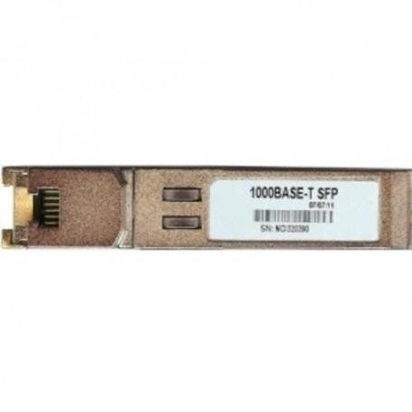 Juniper Gigabit SFP Module - 1 x 10/100/1000Base-T SMALL FORM FACTOR PLUGGABLE COPPER