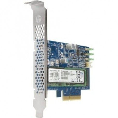 Hp Inc. - Sb Workstation Options HP Z Turbo 512 GB Solid State Drive - PCI Express - Internal - Plug-in Card G2 SSD PCIE