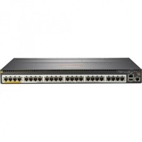 HPE Aruba 2930M 24 Ports PoE+ 1-slot Switch JL324A