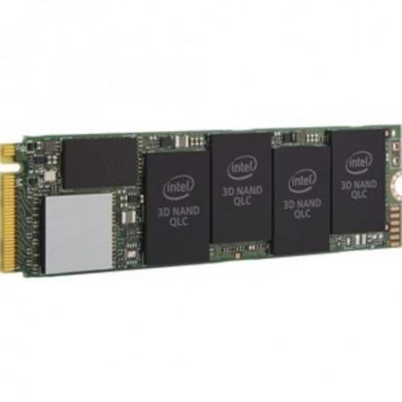 Intel SSD 660p 2 TB Solid State Drive - PCI Express - Internal - M.2 2280 - 1.76 GB/s