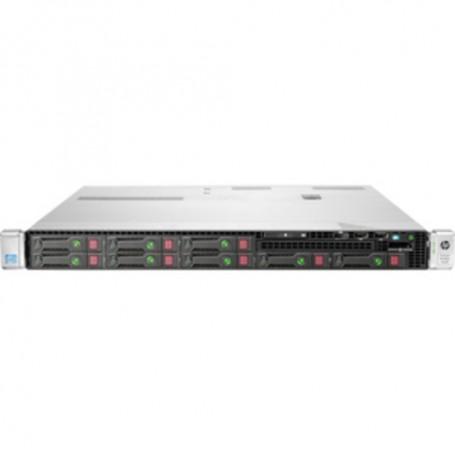 HPE ProLiant Barebone System - 1U Rack-mountable - Intel C600 Chipset