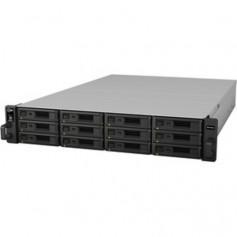 Synology High-Availability 12-Bay (NAS) Rackmount Expansion Unit RX1216sas