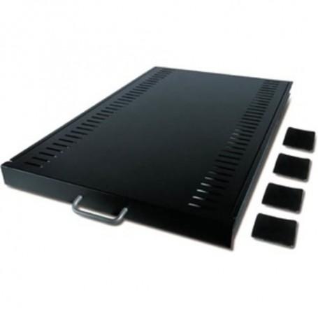 APC Schneider Electric  - 1U Rack Height - Rack-mountable - BLACK
