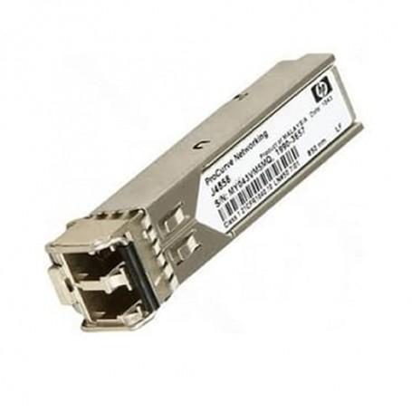 HPE X121 1G SFP LC SX Transceiver network media converter