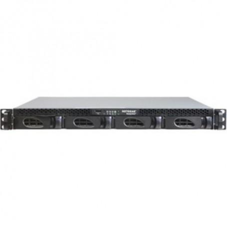 Netgear ReadyNAS 2304, Rackmount 1U 4-bay, Gigabit Ethernet 6TB - Intel Celeron Dual-core (2 Core) 2 GHz