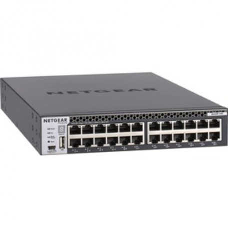Netgear ProSafe M4300 24G Managed Switch 24 x 10GbE - 24 Ports - Manageable