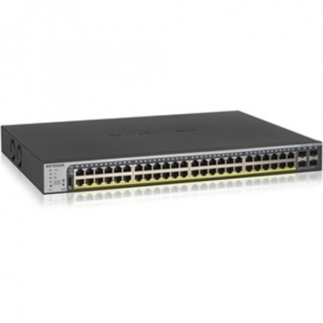 Netgear ProSafe GS752TP Ethernet Switch - 48 Ports - Manageable - 2