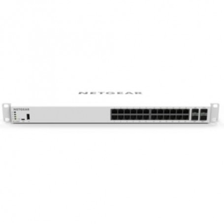 Netgear Insight Managed Smart Cloud Switch - 28 Ports - Manageable - 3
