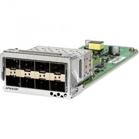 Netgear 10G SFP+ Port Card - Optical Fiber10 Gigabit Ethernet - 10GBase-X8 x Expansion Slots