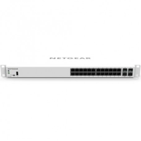 Netgear Insight Managed Smart Cloud Switch - 28 Ports - Manageable - 3 Layer Supported