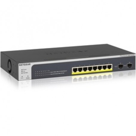 Netgear Insight Managed Smart Cloud Switch - 8 Ports - Manageable - 2 Layer Supported