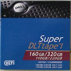 DELL 160GB/320GB SDLT-1 Backup Tape