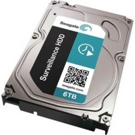 "Seagate-IMSourcing Surveillance ST6000VX0001 6 TB Hard Drive - 3.5"" Internal - SATA (SATA/600)"