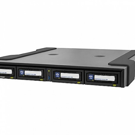 Tandberg RDX QuikStation 4 - RDX library - Gigabit Ethernet