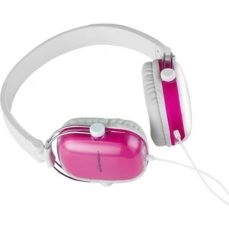 MYEPADS MH-068 Headset - Stereo - Mini-phone - Wired - Binaural - COMPATIBLE WITH MOST AUDIO PLAYERS