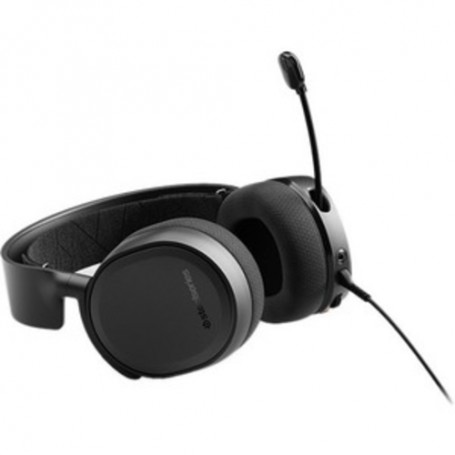 SteelSeries Arctis 3 2019 Edition - Stereo - Mini-phone - Wired - 32 Ohm - 20 Hz - 22 kHz