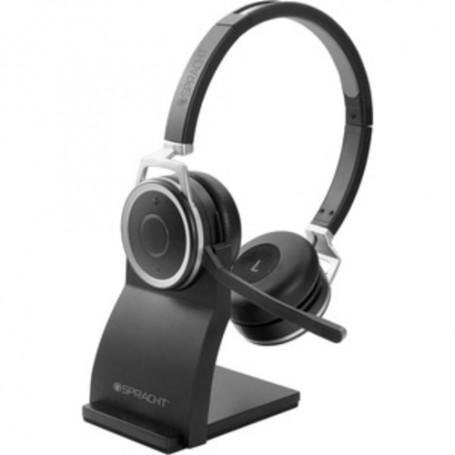 Spracht ZUMBT Prestige Wireless Headset - Stereo - Wireless