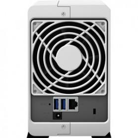 Synology DiskStation DS220J SAN/NAS Storage System - Realtek RTD1296 Quad-core (4 Core) 1.40 GHz