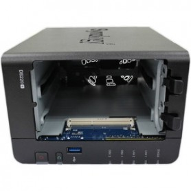 Synology DiskStation DS220+ SAN/NAS Storage System - Intel Celeron J4025 Dual-core (2 Core) 2 GHz